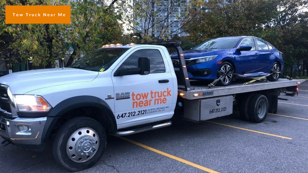 Roadside Quick Towing Services